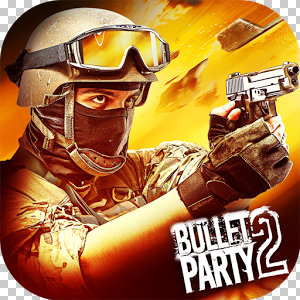 Bullet Party CS 2 GO STRIKE Mod
