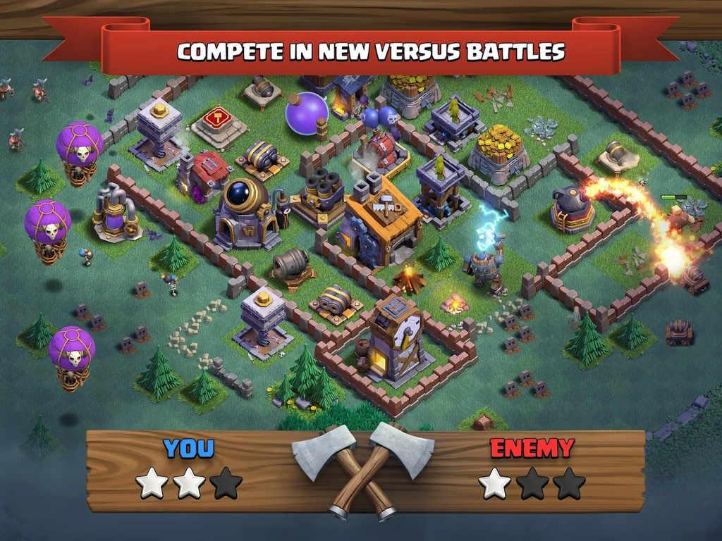 Mod Apk Clash of Clans