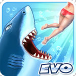 Hungry Shark Evolution Mod Apk v6.7.8 All Unlimited [Latest]