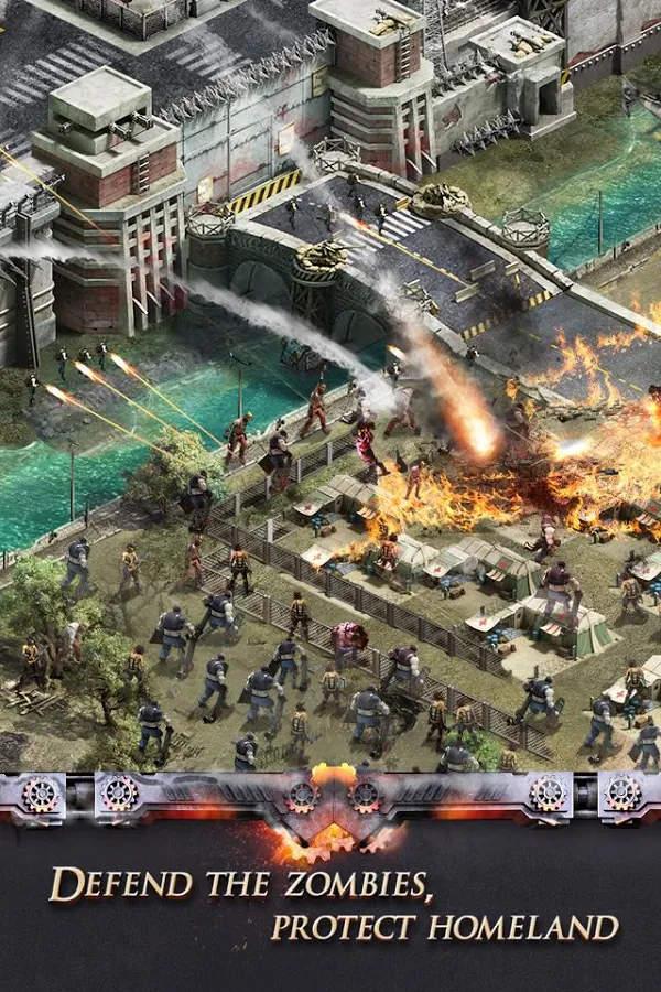 Last Empire War Z Mod Apk