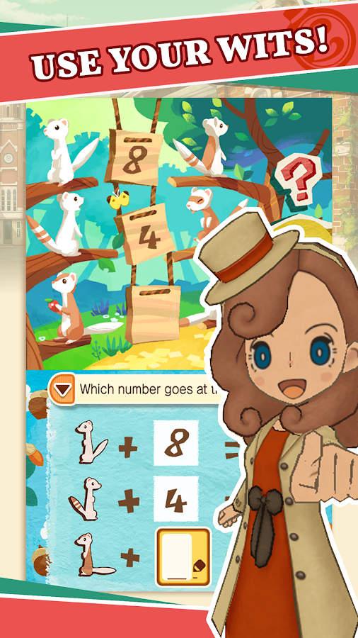 Layton's Mystery Journey Apk