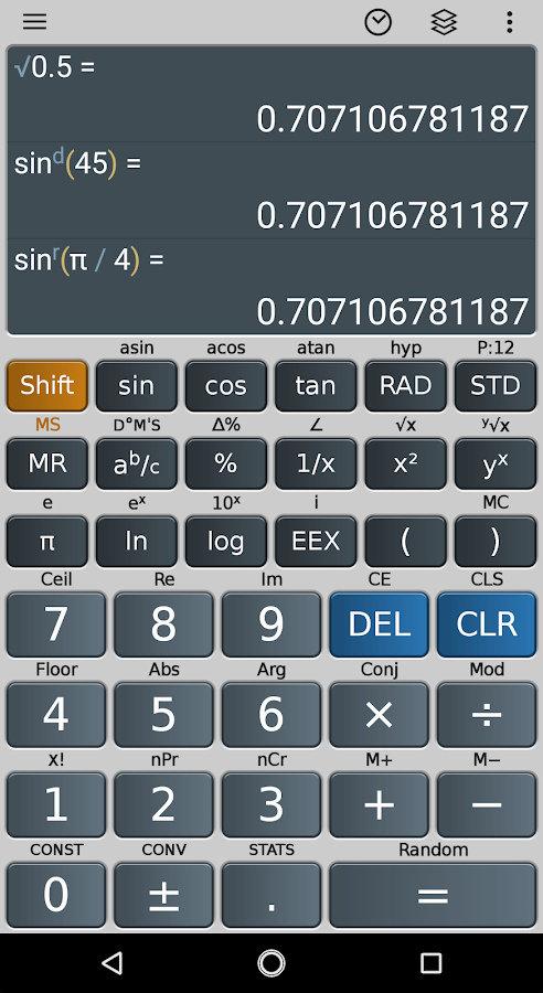 Scientific Calculator Plus Apk