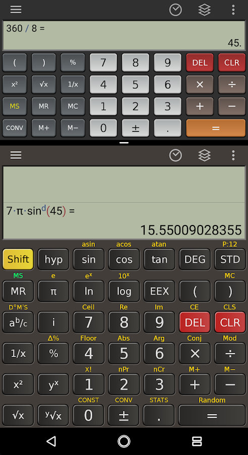 Scientific Calculator Plus Apk