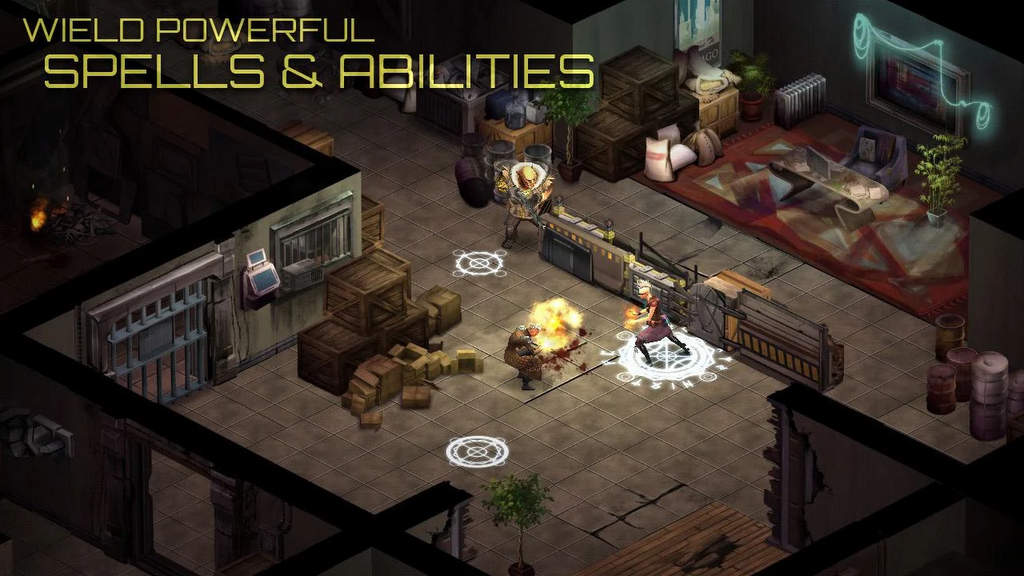 shadowrun returns apk