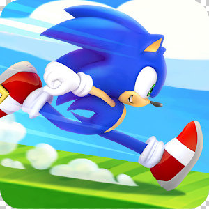 Sonic Runners Adventure Apk Mod