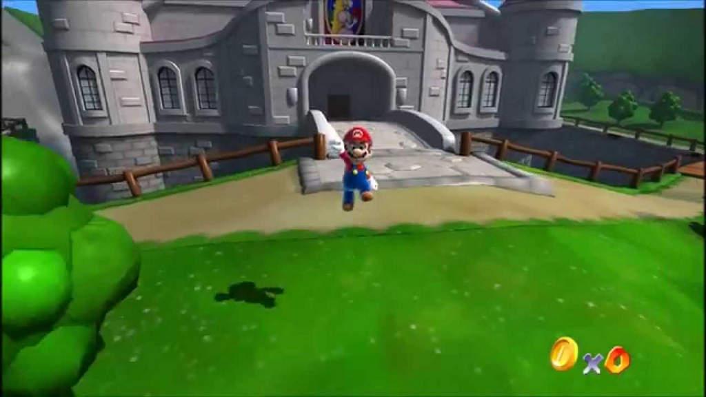 Super Mario 64 Apk