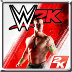 WWE2K Apk + Obb v1.1.8117 Mod All Unlocked