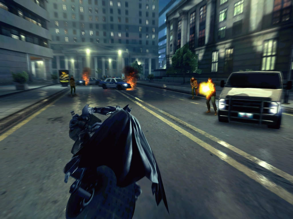 Batman The Dark Knight Rises Apk