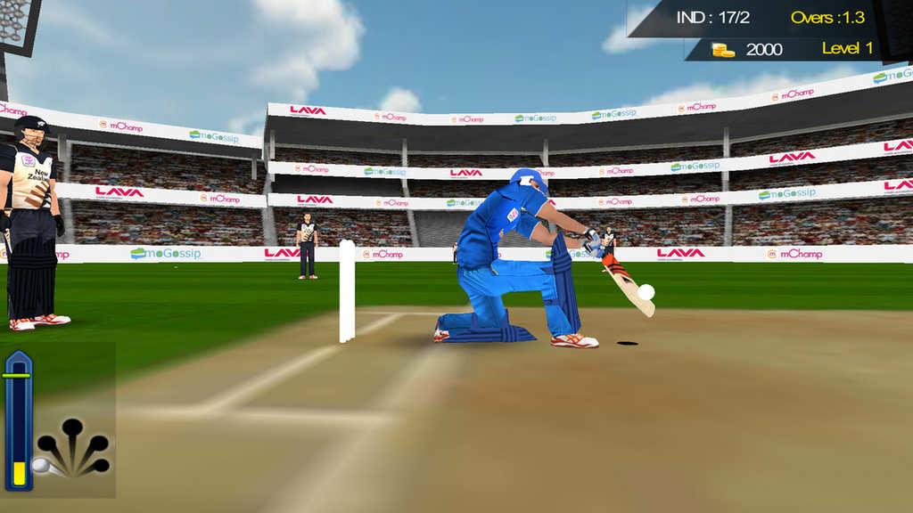 Free Hit Cricket - Free cricket game Apk