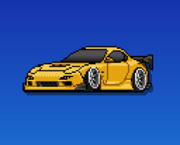 pixel car racer hack apk