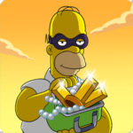 The Simpsons Tapped Out Mod Apk v4.45.5 (Money)