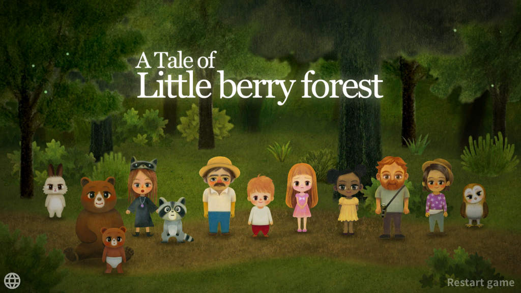 A Tale of Little Berry Forest Apk