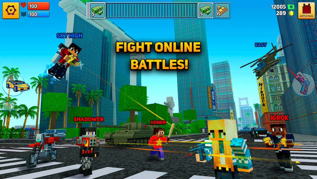 block city wars mods