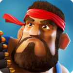 Boom Beach v43.66 Apk+Mod (unlimited Dimoands, Coins)