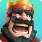 Clash Royale Mod Apk v3.3.0 Gems/Gold/Unlocked