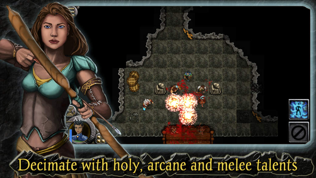 Heroes of Steel RPG Elite Apk