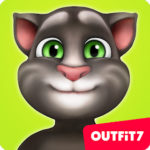 My Talking Tom v4.6.5.70 Apk+Mod Coins