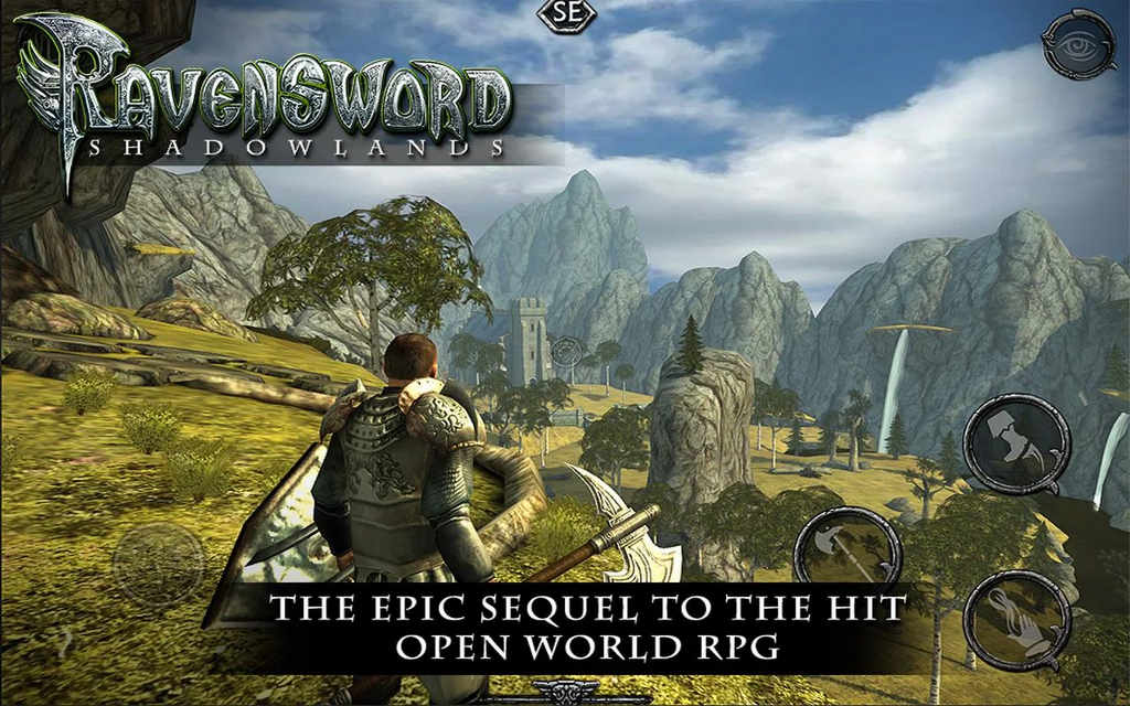 ravensword shadowlands apk