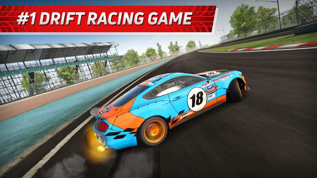 Car racing apk mod android