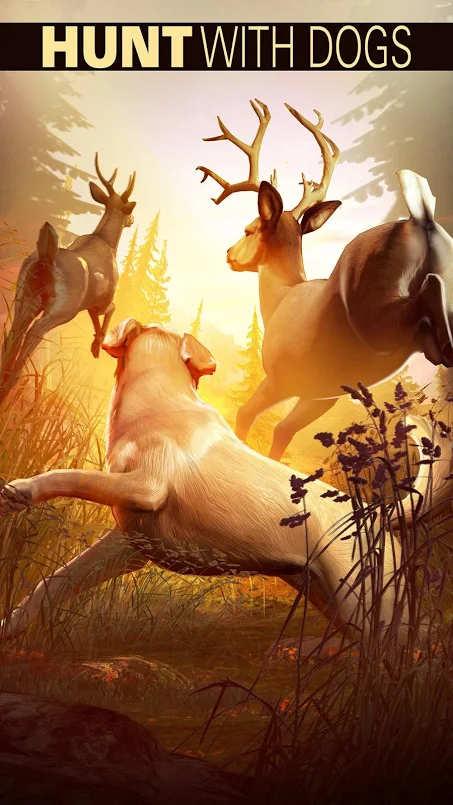 deer hunter 2017 mod apk