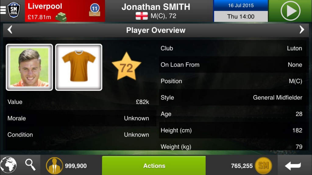 football manager 2016 download android