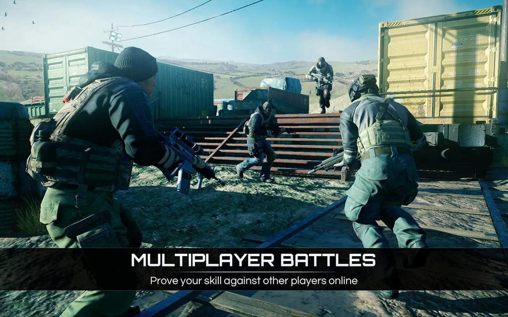 Afterpulse Elite Army Apk
