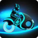 Bike Race Game Traffic Rider Of Neon City v3.36 Mod Apk