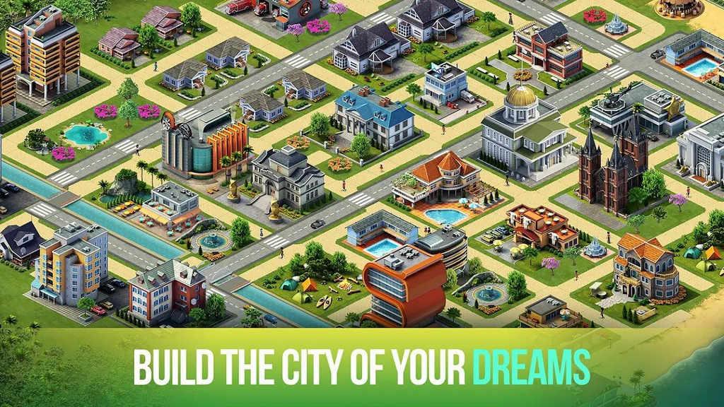 City Island 3 Building Sim Mod Apk