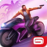 Gangstar Vegas Mod Apk v3.8.3d Obb Unlimited Money