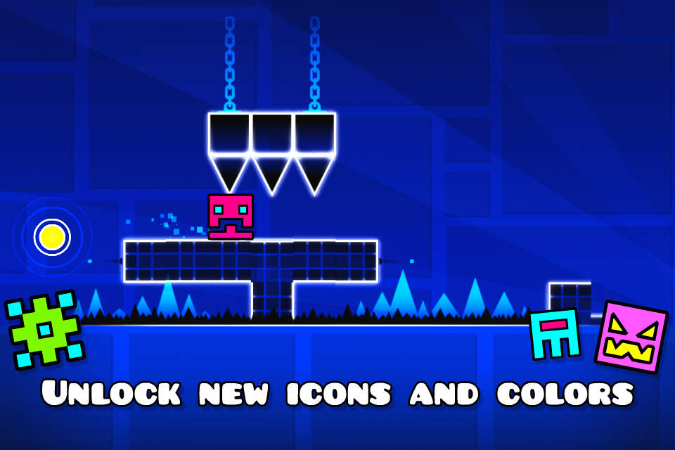 Geometry Dash 2.011 Apk