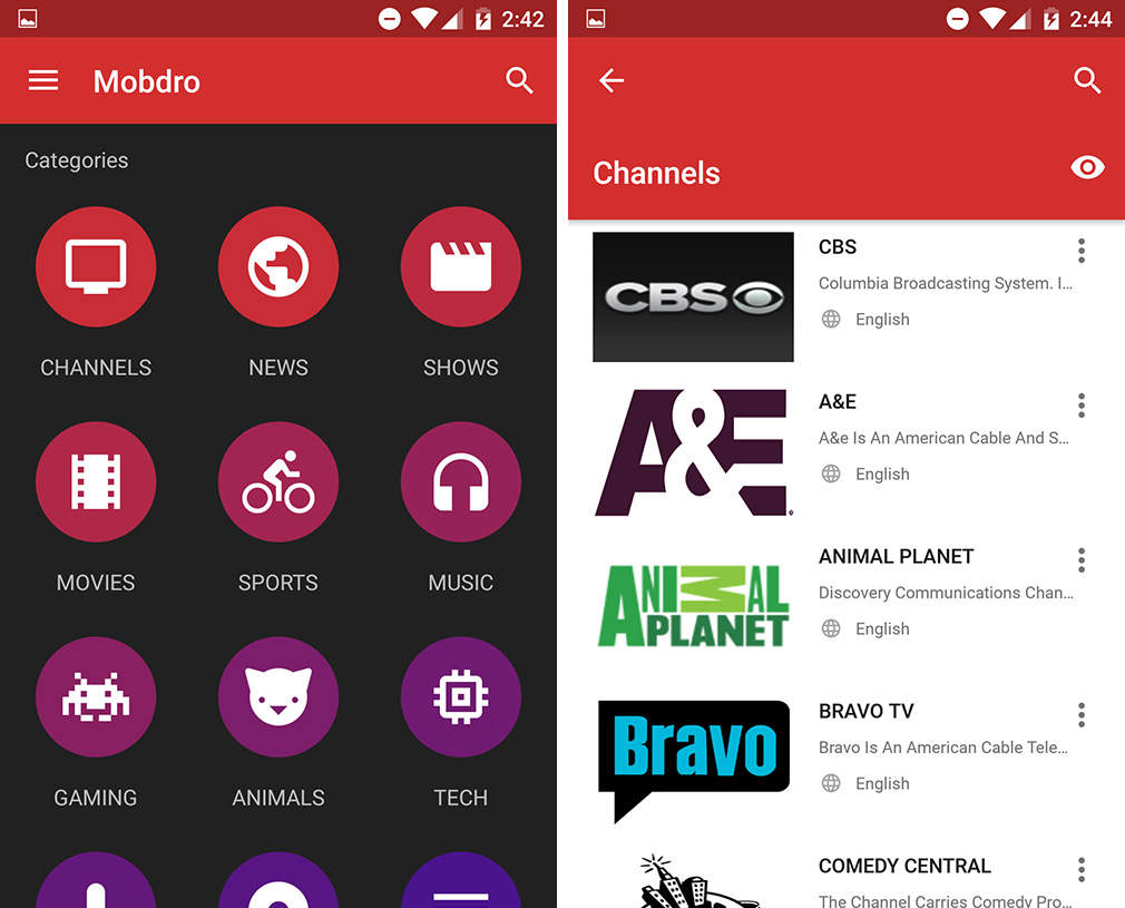 mobdro premium apk v2 1 36 download cracked  ad free