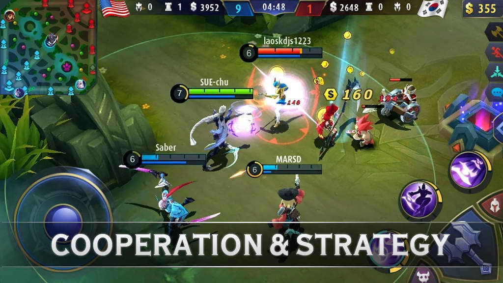 Mobile Legends Bang Bang Mod Apk