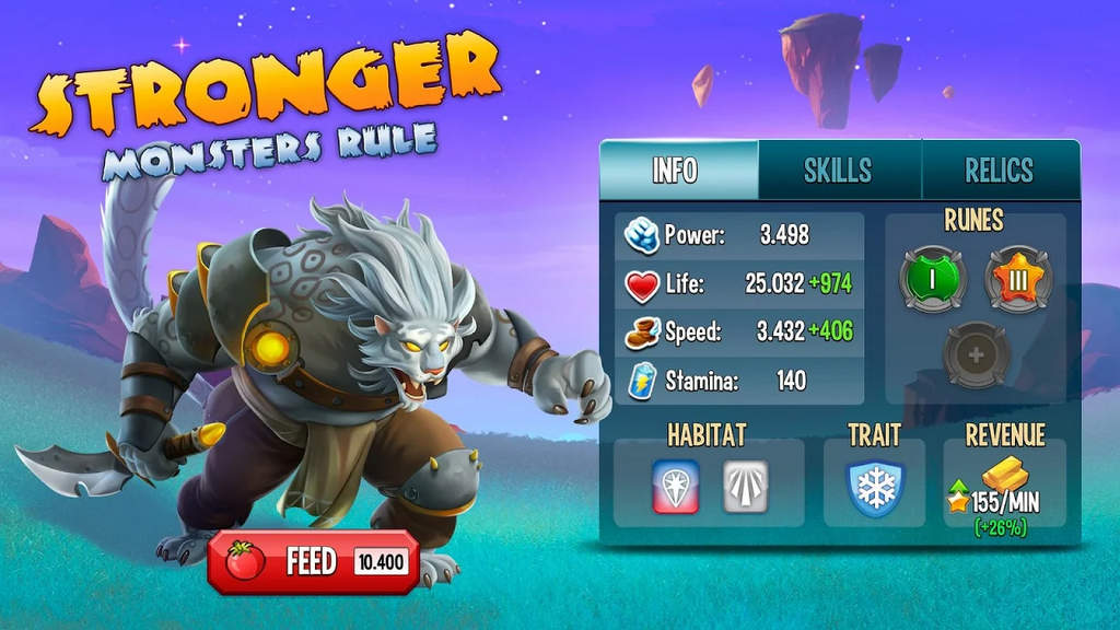 Monster Legends Mod Apk 2018