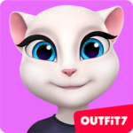 My Talking Angela Apk Mod v3.0.0.9 Full