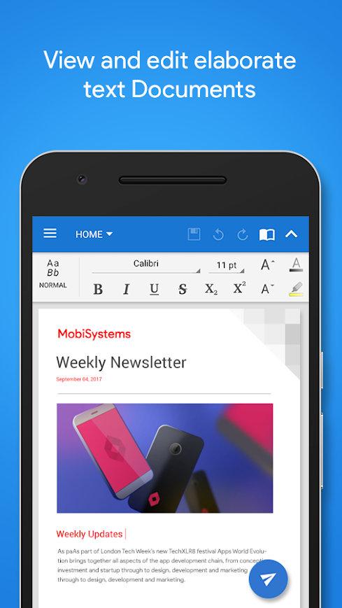 OfficeSuite 9 Pro Apk