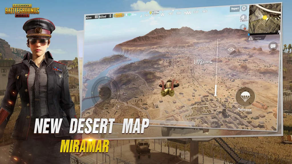 Pubg Mobile Android Mod Apk High Graphics Download: PUBG MOBILE Apk + Data V0.5.0 [Official/Eng] [Latest]