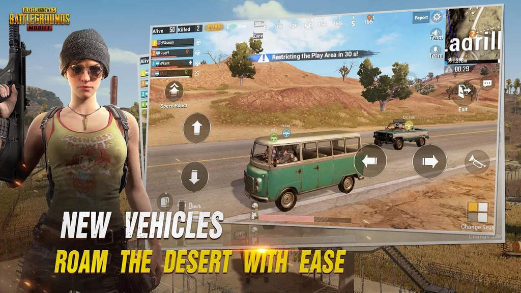 Pubg Mobile Hdr Requirements: PUBG MOBILE Apk + Data V0.5.0 [Official/Eng] [Latest]