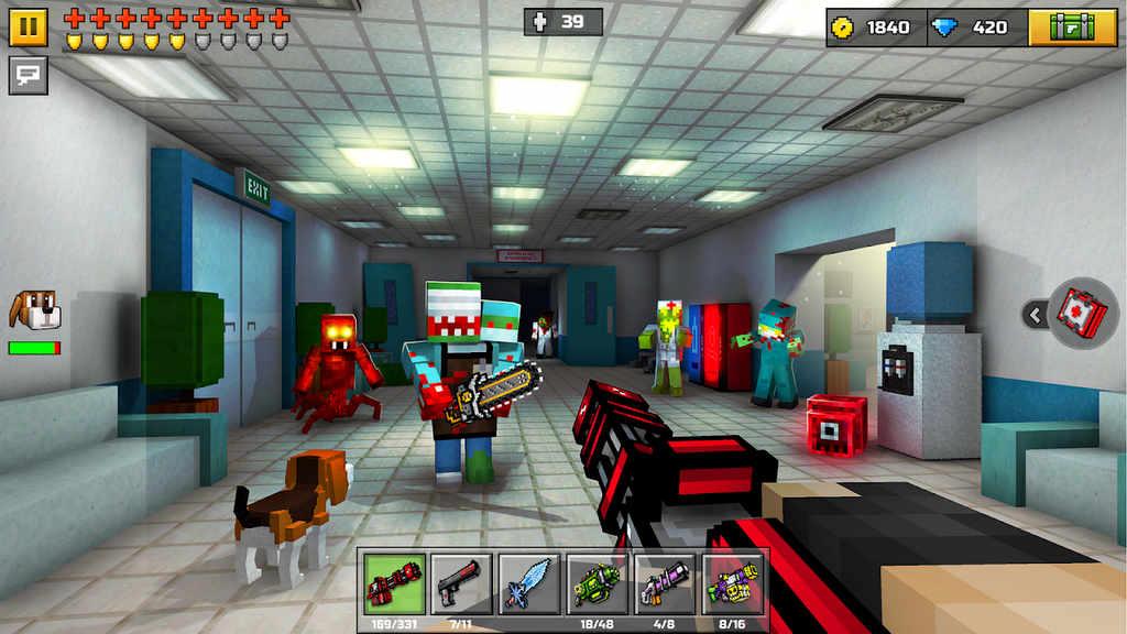 Pixel Gun 3D Hack Apk