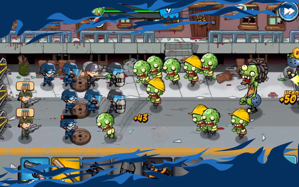 SWAT and Zombies Season 2 Mod Apk