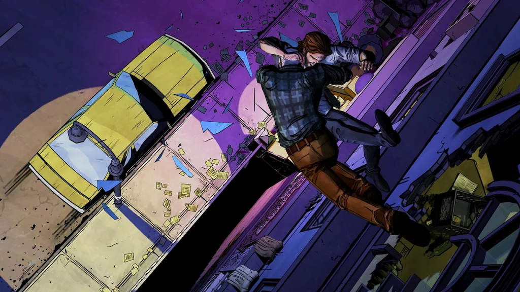 The Wolf Among Us Unlocked Apk