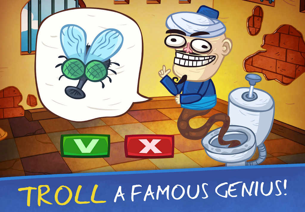 Troll Face Quest Video Games 2 Mod Apk
