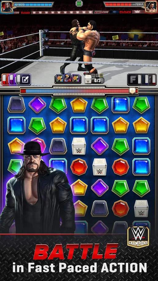 WWE Champions Mod Apk