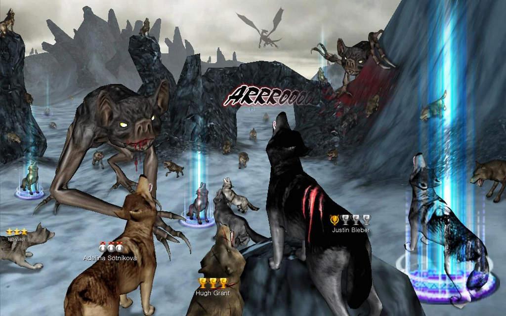 Wolf Online Hack
