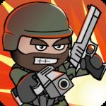 Doodle Army 2 Mini Militia Mod Apk v4.2.4 Pro Pack Unlocked