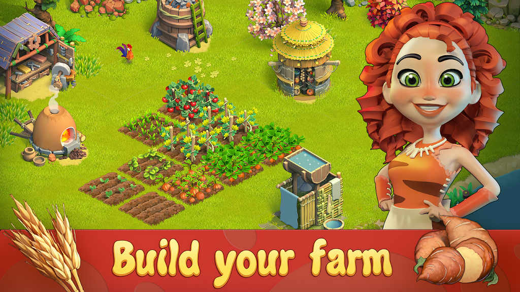 Family Age beautiful farm adventures sim Apk