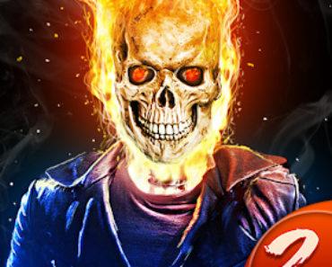 Ghost Ride 3D Season 2 Mod Apk