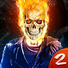 Ghost Ride 3D Season 2 Mod Apk