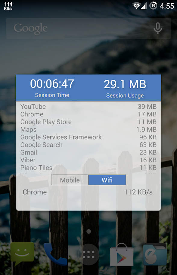 Internet Speed Meter Pro Apk
