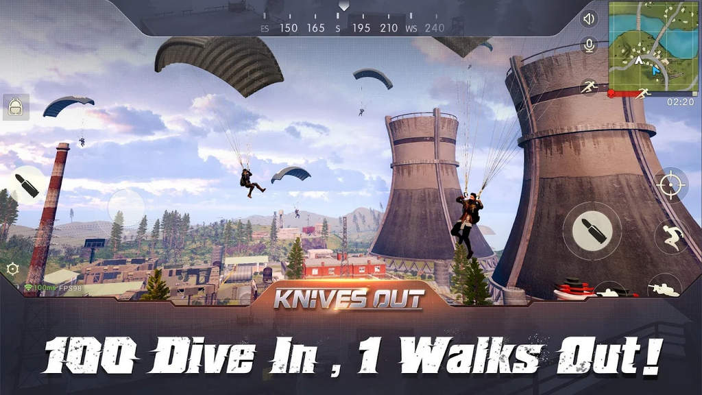 Knives Out Apk