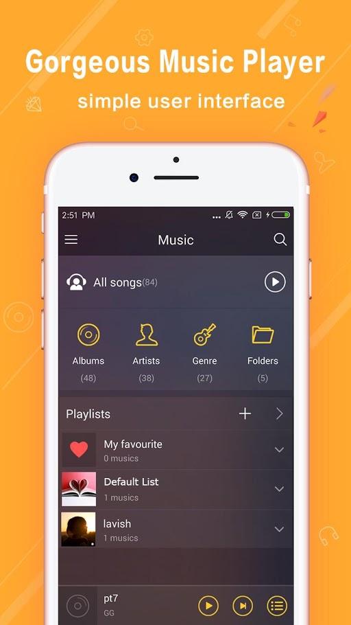 Music Player Plus Apk